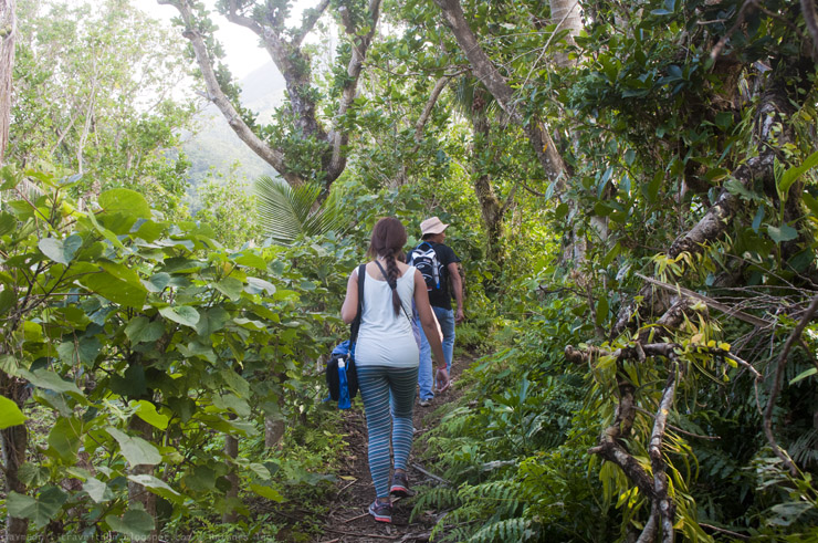 hiking Mt Iraya, Batanes