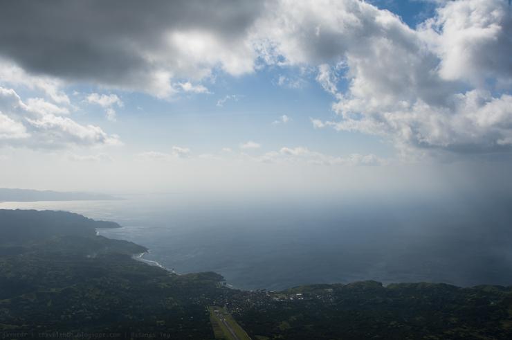 Taken at the summit of Mt Iraya