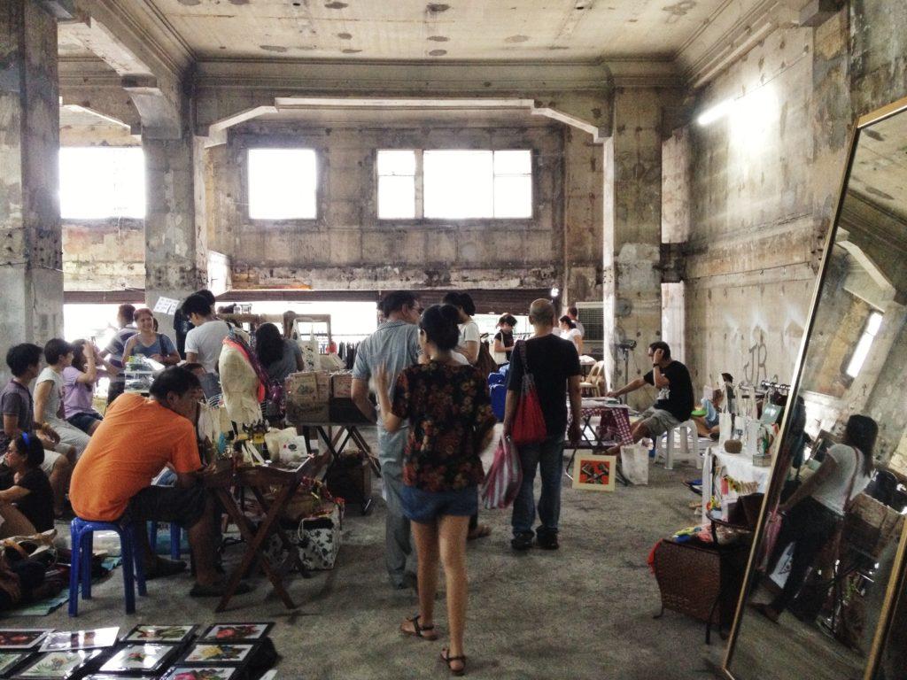 Saturday Future Market at First United Building in Escolta