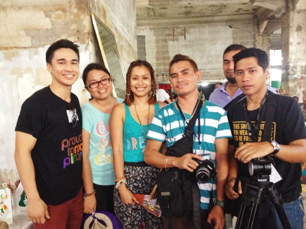 Our interview with VJ Josh Padilla of the MTV Pinoy team