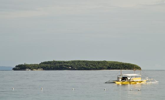 Off to Sumilon Island