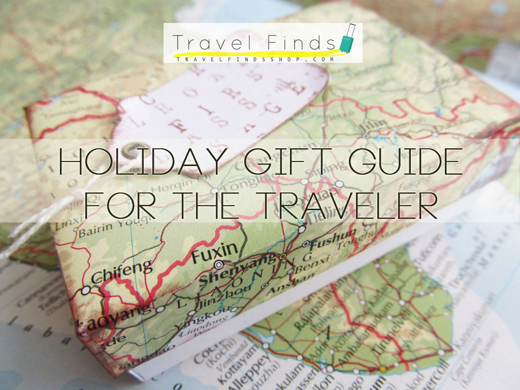 Gift ideas for your travel buddies travel finds for Christmas gifts for travelers