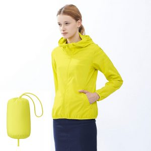 Uniqlo Pocketable Hooded Jacket, P990