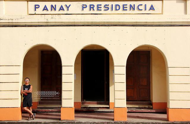Biyaherong Barat in Panay