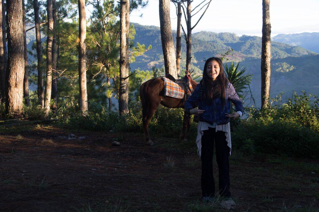 Horseback riding, Sagada