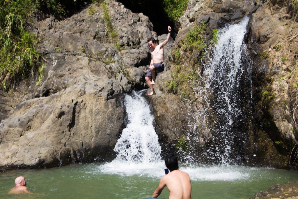 Bokong Falls, Sagada