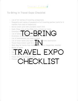 TO-bring-in-Travel-Expo-Checklist
