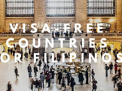 Visa-Free Countries for Filipinos