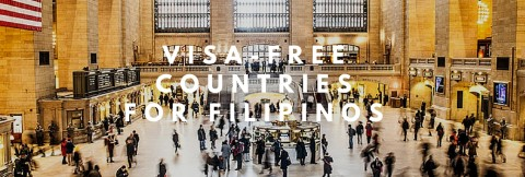 Visa-free Countries for Filipinos | Travel Finds